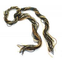 Венецианский бисерный галстук 24 нити