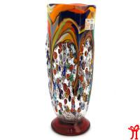 Ваза Цветы (Fiore) из Муранского стекла