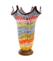 ваза фэнтэзи из муранского стекла