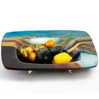 Дизайнерская тарелка Бенджамин Арт