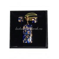 Набор пиастра 1.5х3 см из Муранского стекла