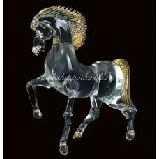 Скульптура Лошади из муранского стекла