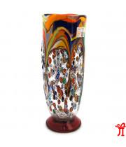 Ваза цветы Fiore из муранского стекла