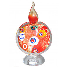 Фигурка свеча люме из муранского стекла