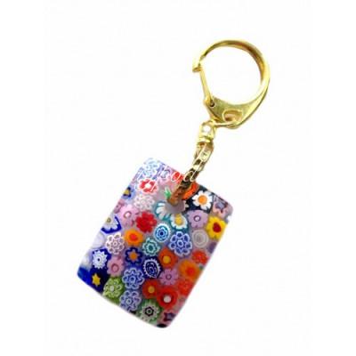 """Брелок для ключей """"Тысяча цветов"""""""