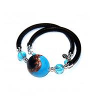 Браслет Romina Blu из муранского стекла