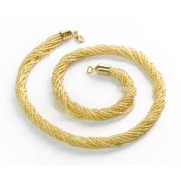 Ожерелье из Венецианского бисера 18 нитей