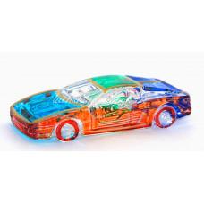 Фигурка автомобиль из муранского стекла