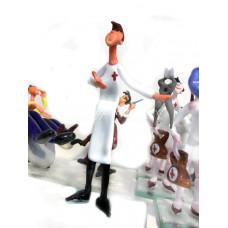Фигурка Врач Стоматолог из Муранского Стекла