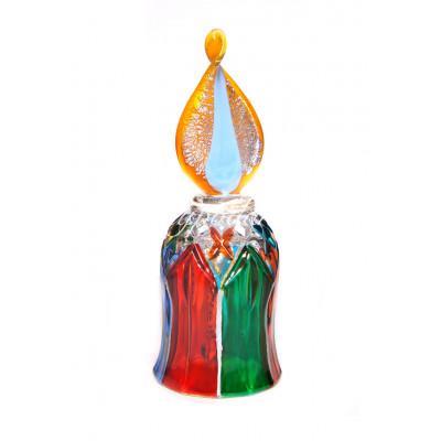 Колокольчик OPERA из муранского стекла