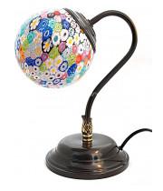 Лампа настольная миллефиори