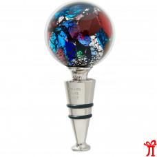 """Пробка для бутылки """" Tondo """" из муранского стекла"""