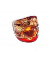Кольцо Диадема Око из муранского стекла