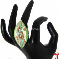 как измерить размер пальца для кольца из муранского стекла