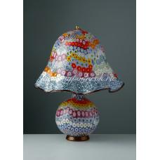 Настольная Лампа из муранского стекла