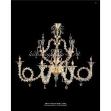 Люстра Cristallo из муранского стекла