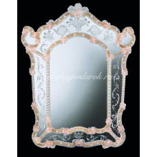 Зеркало муранское стекло