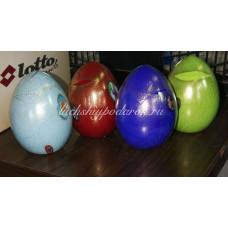 Солонка в виде яйца из муранского стекла